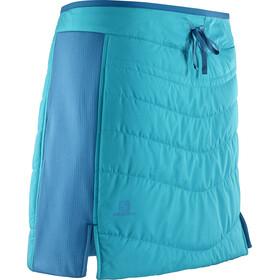 Salomon Drifter Mid Skirt Women tile blue